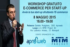 Workshop E-COMMERCE PER START-UP
